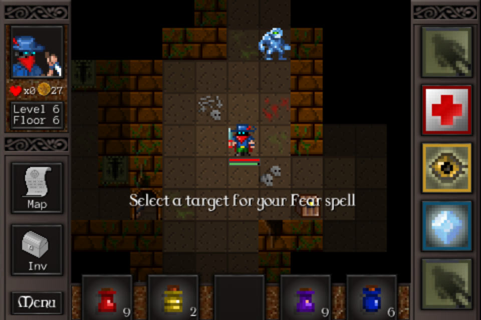Screenshot Cardinal Quest